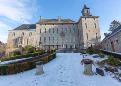 Chasse au trésor au château de Harzé